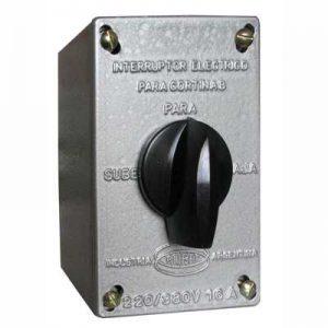Interruptores para Cortina